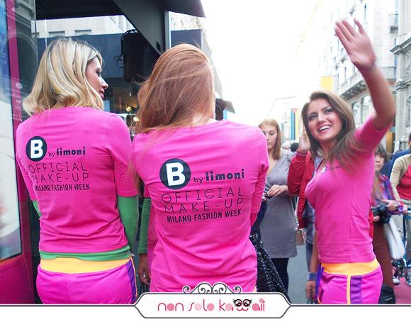B by Limoni, B Girls, Milano Fashion Week 2012