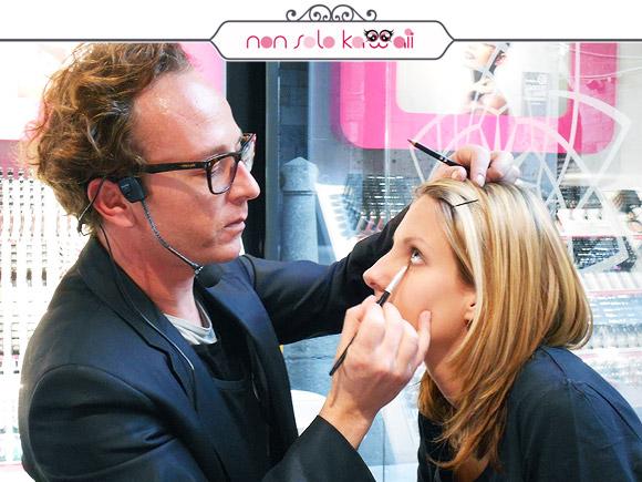 B by Limoni, B Beauty Box, Make Up Academy, Milano Fashion Week 2012