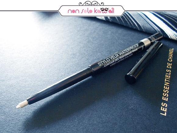 Stilo Yeux Waterproof, 87 Silver Light, Les Essentiels de Chanel
