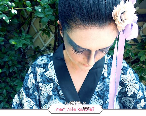 non solo Kawaii - Violet Faa Daan, Make-up Pupa China Doll