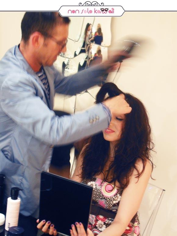 L'Oréal Italia - Shu Uemura Volume Maker - Massimo Serini and Véronique Très Jolie