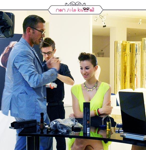L'Oréal Italia - Shu Uemura Volume Maker - Massimo Serini and Coop Style