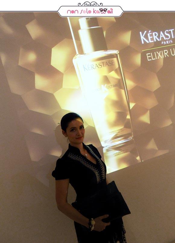 L'Oréal Italia - Kérastase Elixir Ultime and Angela Chiappa
