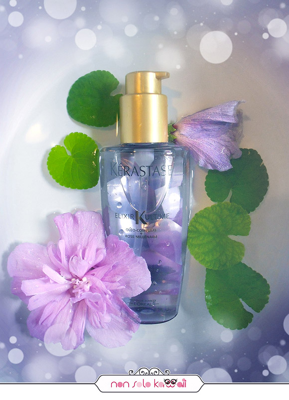 L'Oréal Italia - Kérastase Grand Cru Elixir Ultime - Oleo-Complexe + Rosa Millenaria