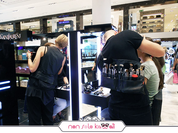 MAC Cosmetics & Vogue Fashion's Night Out VFNO 2012, Styleseeker Event