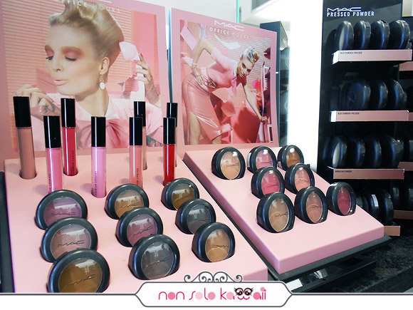 negozio MAC Cosmetics M·A·C Pro Store Milano, Office Hours
