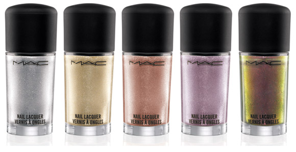 M·A·C Cosmetics - Nail Lacquer Collection 2012