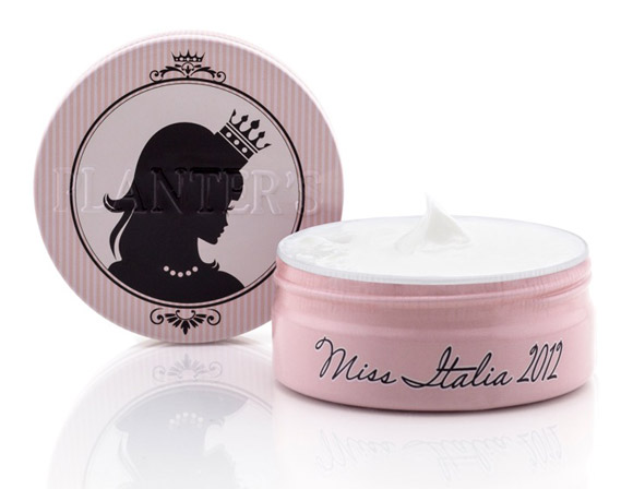 Crema Riparatrice Natural & Young della linea Aloe Vera - Miss Italia - Natural & Young Aloe Vera Planter's Repairing Cream