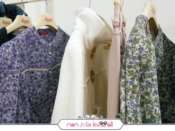 Playlife collezione autunno inverno 2012