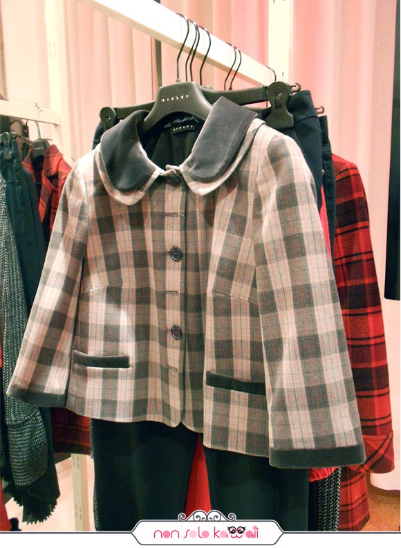 Sisley collezione autunno inverno 2012
