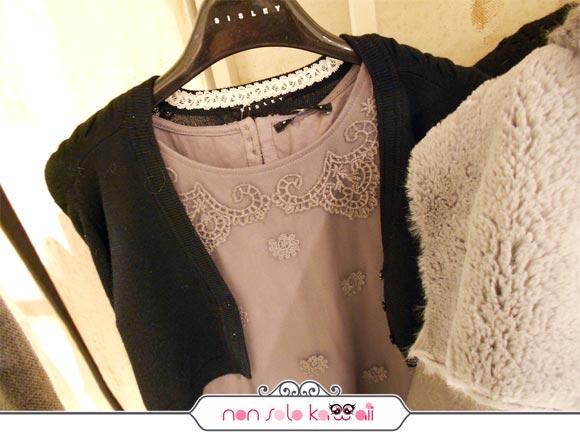 Sisley Young collezione autunno inverno 2012