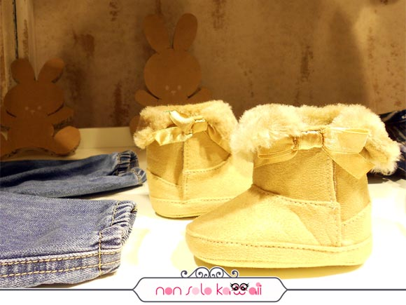 United Colors of Benetton autunno inverno 2012 ugg baby
