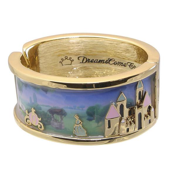 Disney Couture - Cinderella Scene Bangle / Bracciale Cenerentola