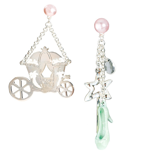 Life is the Bubbles - Bibbidi-Bobbidi-Boo Bottle of Magic Necklace / Bibbidi-Bobbidi-Boo Collana con Filtro Magico