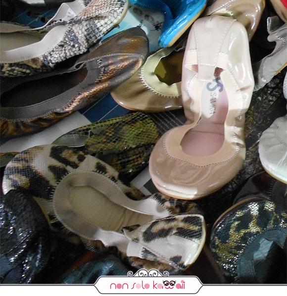 Yosi Samra autunno inverno 2012-2013 ballerine shoes