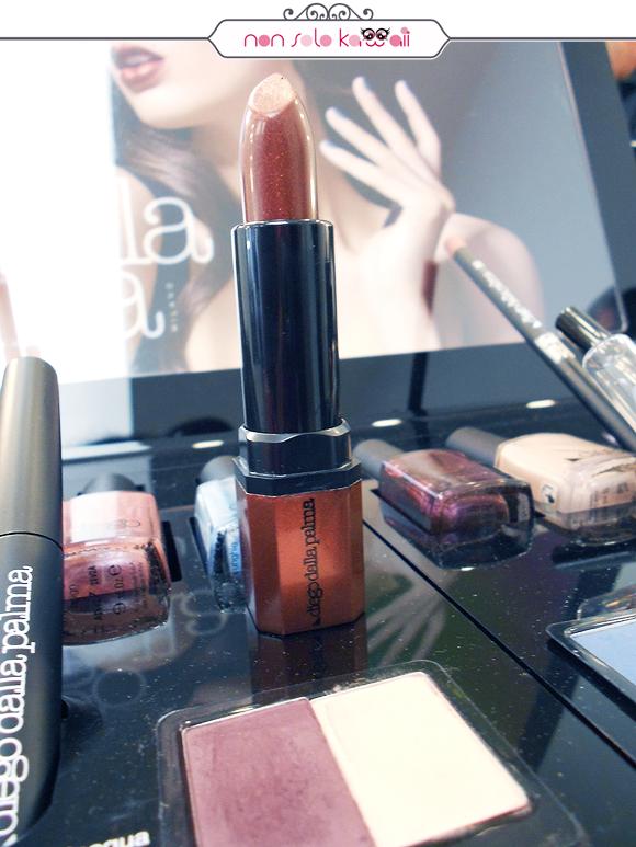 diego dalla palma, Metallic Lipstick