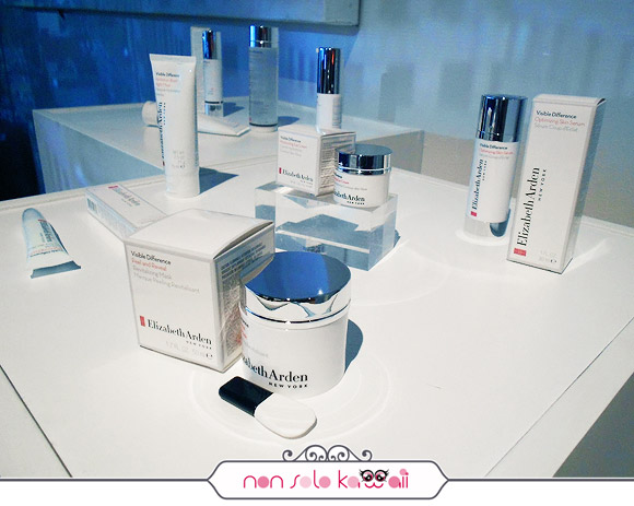 Elizabeth Arden - Visible Difference Event