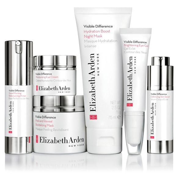 Elizabeth Arden - Visible Difference Specialists / Gli Specialisti