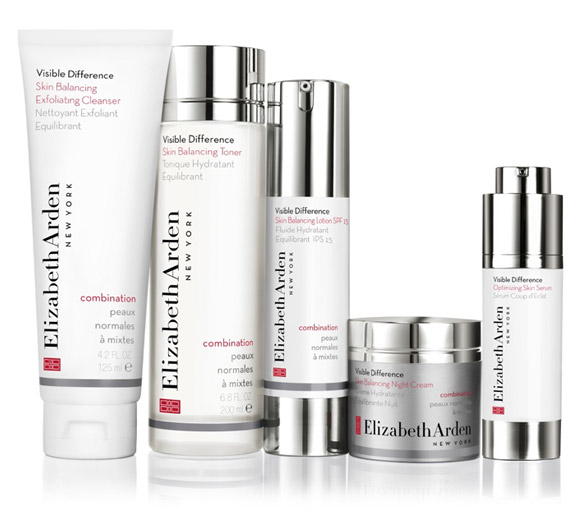 Elizabeth Arden - Visible Difference Combination Skin / Pelli Miste e Normali