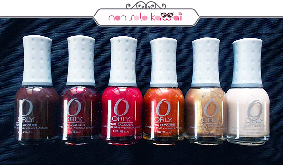 Orly, Fired Up Collection