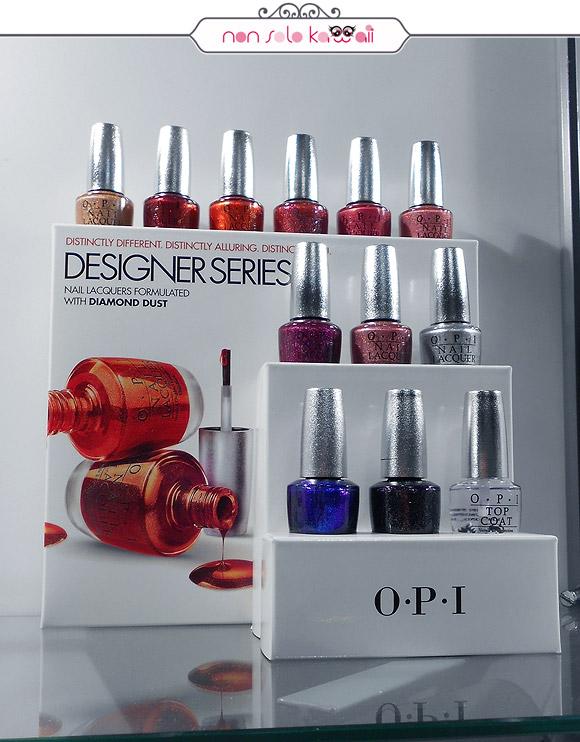 Intercharm Milano, OPI Designer Series collection