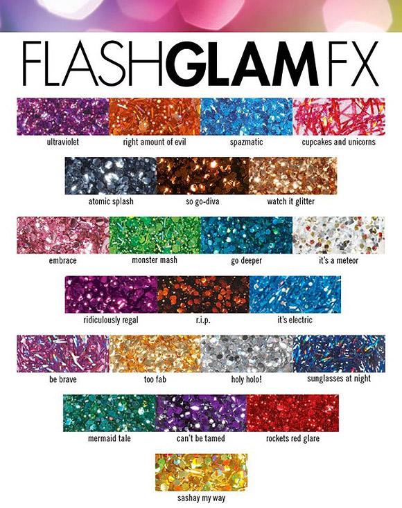 Flash Glam FX Orly Ladybird House