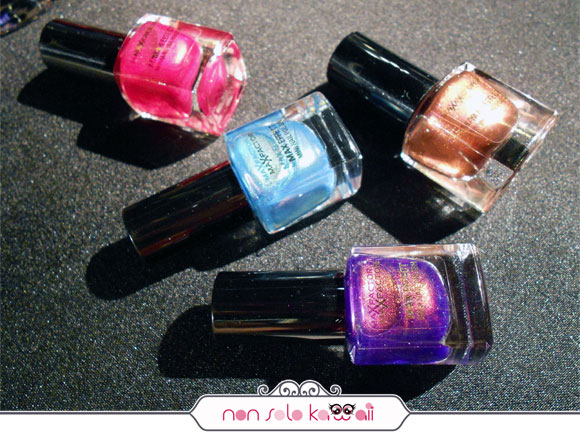 Max Factor Max Effect Mini Nail Polish
