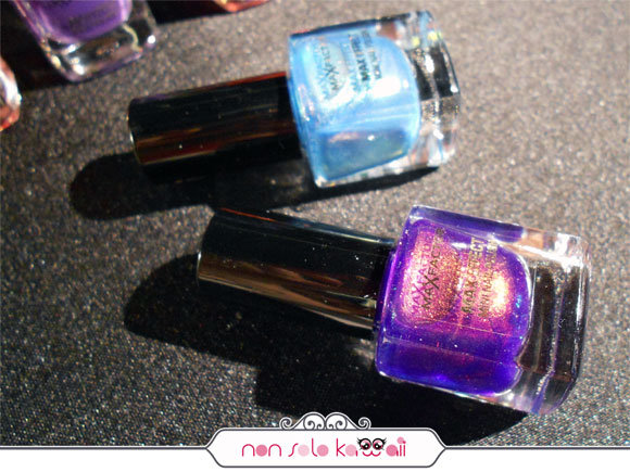 Max Factor Max Effect Mini Nail Polish, 45 Fantasy Fire