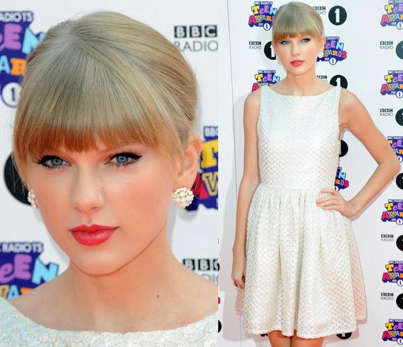 Taylor Swift at BBC Radio 1's Teen Awards 2012