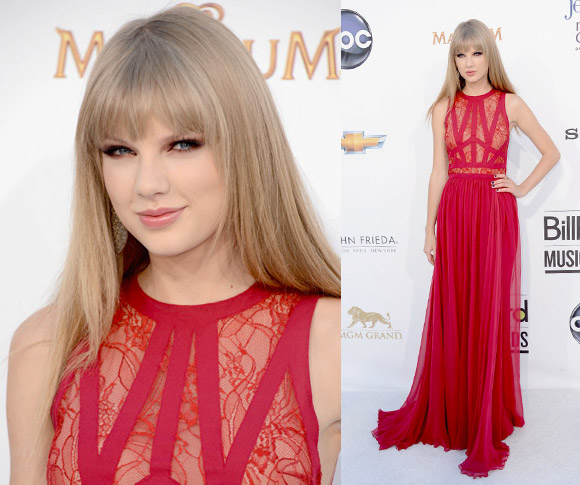 Taylor Swift at Billboard Music Awards 2012