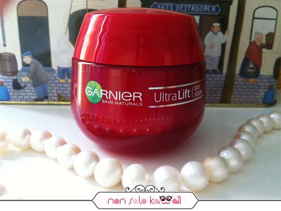 Garnier UltraLift crema viso giorno
