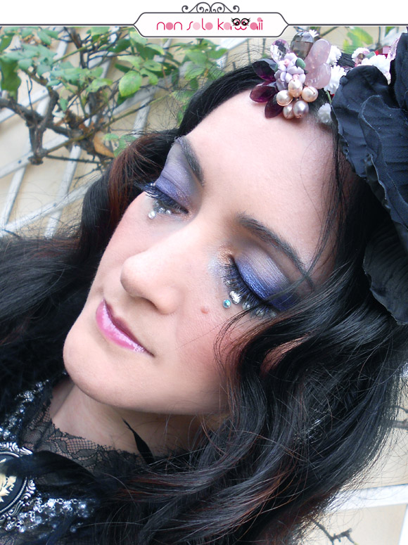 Marie Antoinette Noire - French Royalty makeup collection
