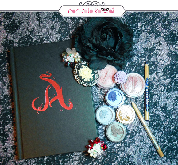 Neve Cosmetics - French Royalty Makeup Collection