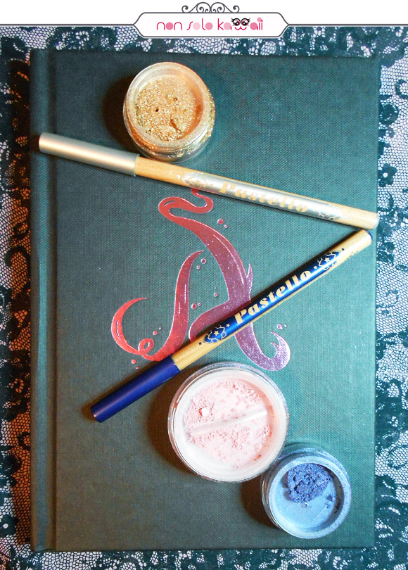 Angela's Podium - Neve Cosmetics - French Royalty Makeup Collection