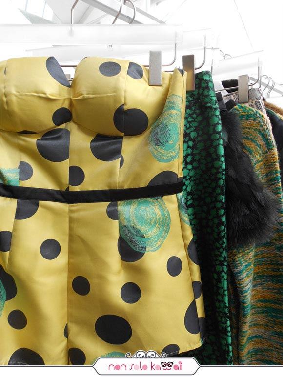 ASOS - Dolly - Vestito con stampa barocca