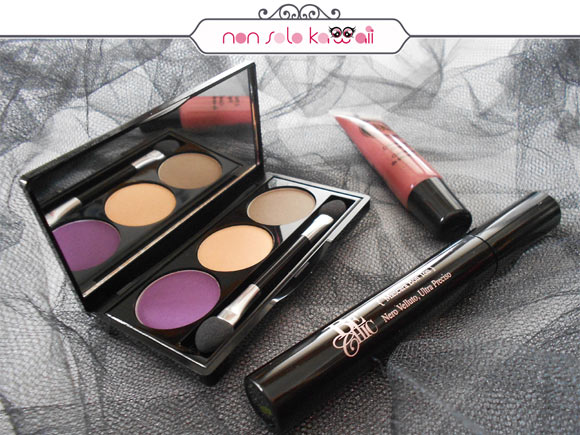 non solo Kawaii - Kit Smoky Jewels – Pink Gold Be Chic Make Up Collection 2012
