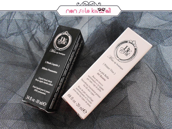 non solo Kawaii - Be Chic Make Up Collection 2012