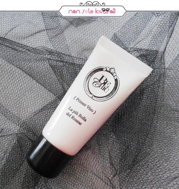 non solo Kawaii - Be Chic Make Up Collection 2012, Primer Viso La più Bella del reame