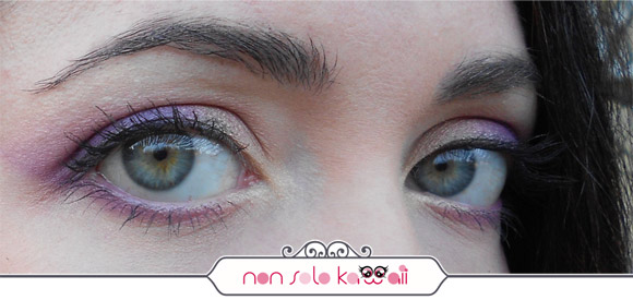non solo Kawaii - Smoky Jewels Make Up - Be Chic Make Up Collection 2012