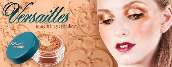 Versailles, French Royalty, Neve Cosmetics