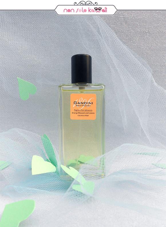 My Gandini Maestri Profumieri, Foglie e Fiori d'Arancio / Orange Leaves and Blossom