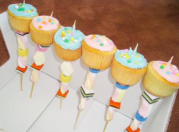 Cupcake Kebab - Spiedino Cupcake
