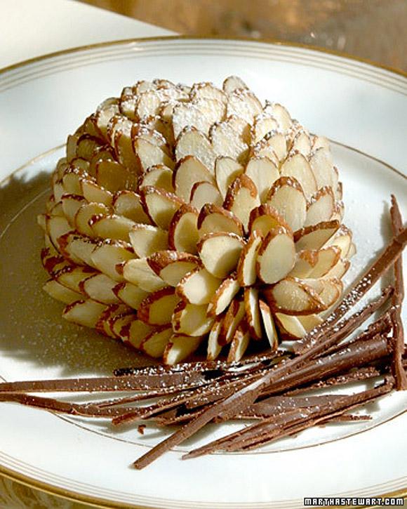 Pinecone Cakes - Torta Pigna