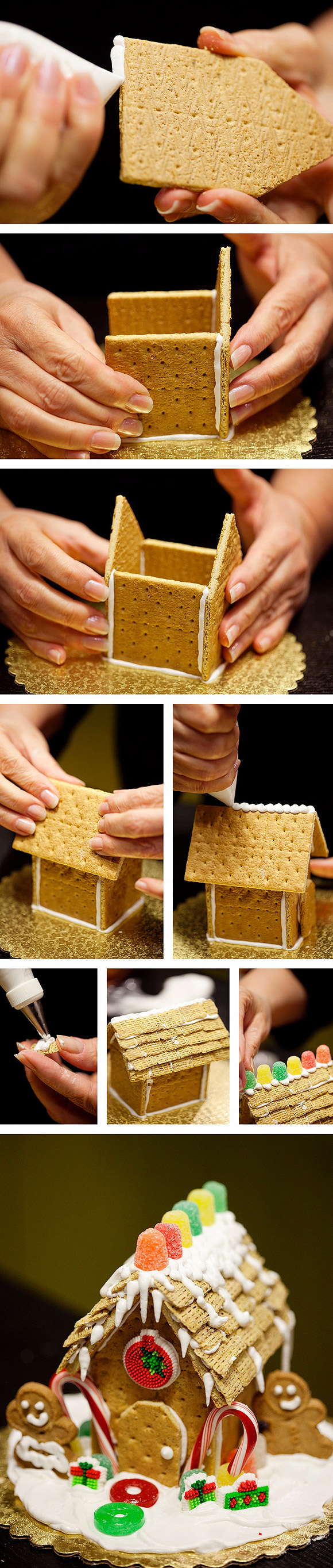 Mini Gingerbread House - Casetta di Zenzero