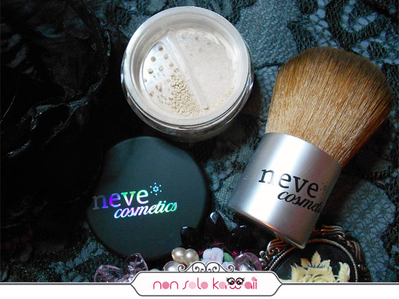 High Coverage Mineral Foundation Light Neutral, Neve Cosmetics