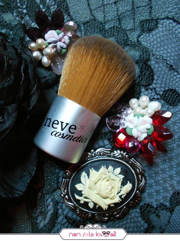 Pennello Kabuki, Neve Cosmetics