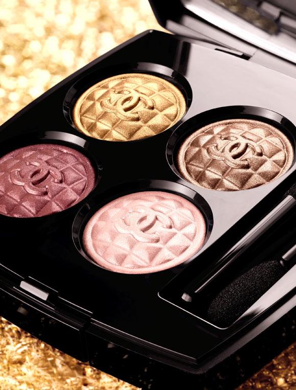 Chanel - Regard Signé de Chanel Harmonie du Soir, Éclats du Soir de Chanel
