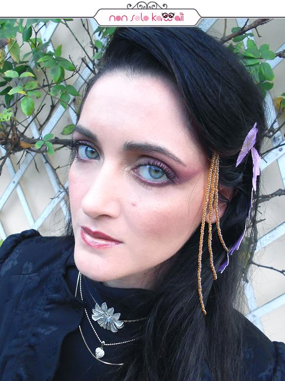 non solo Kawaii - Waiting for the Magic, Éclats du Soir de CHANEL, 2012 Christmas Makeup Collection