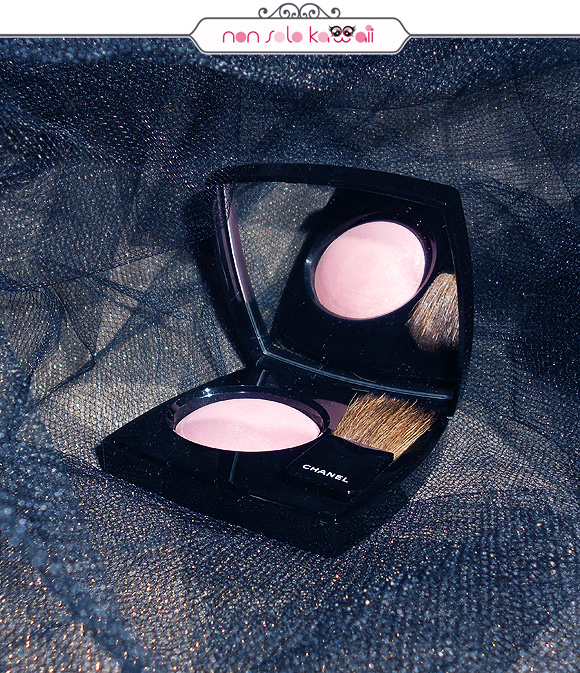 non solo Kawaii - Joues Contraste, 73 Star Dust, Éclats du Soir de CHANEL, 2012 Christmas Makeup Collection