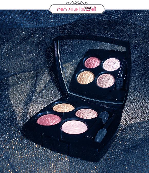 non solo Kawaii - Regard Signé de Chanel Harmonie du Soir, Éclats du Soir de CHANEL, 2012 Christmas Makeup Collection